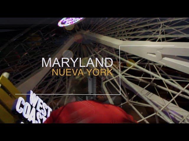 """""""Nueva York"""" primer adelanto del 4º álbum de Maryland que se titula """"Resplandor"""""""