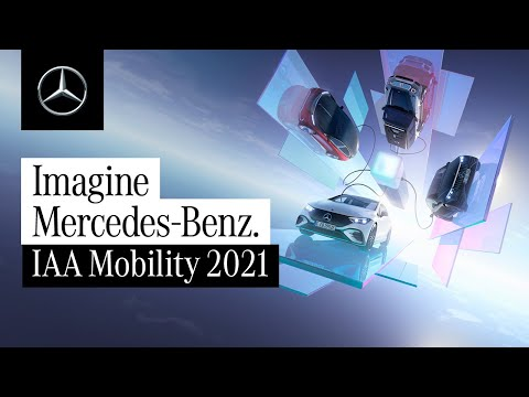 Mercedes-Benz at the IAA MOBILITY 2021: Join our four World Premieres
