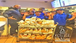 The Game Givin Back Happy Meals In Ferguson