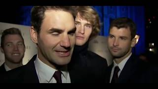 ATP Tennis - The Funniest Moments of 2017