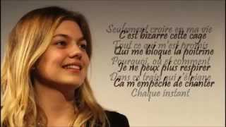 Louane - Je vole (paroles) La Famille Bélier