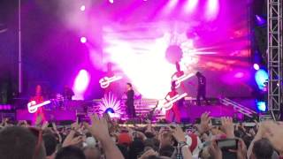 Empire of the Sun - We are the People at Firefly 2015