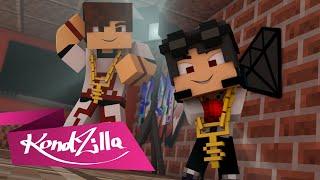 Mc Rick Marin & Wiizinho - Q U A D R A D A M E N T E ( Paródia MALANDRAMENTE Minecraft)