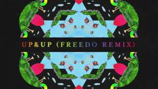 Coldplay   Up&Up Freedo remix