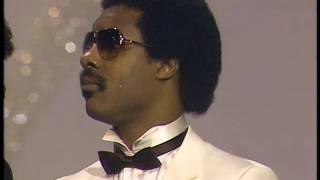 Stevie Wonder Wins Merit Award - AMA 1982