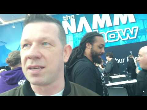 Mpc X Demo with Andy Mack - NAMM 2017