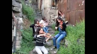 System Of A Down - Toxicity (Violin Revolution cover)