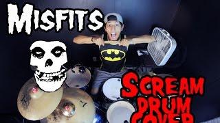 Misfits - Scream Drum Cover