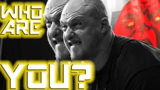 """Powerlifting Motivation - """"WHO ARE YOU?"""""""