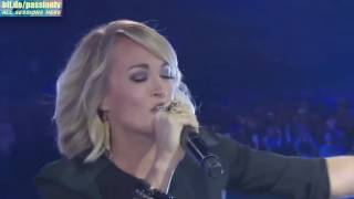 Passion 2017-Something in the Water by Carrie Underwood Session 1