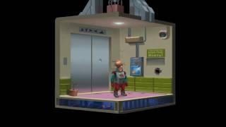Paradigm Elevator Music (HIGH QUALITY)