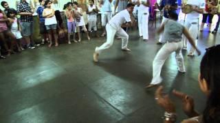 Grupo de Capoeira Raça - Ouro Verde