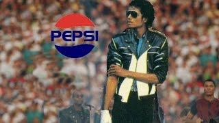 Micheal Jackson Pepsi Generation
