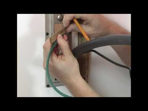 Roxtec ComSeal EMC ES installation