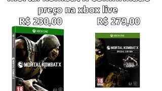 mortal kombat x samurai skins comfirmado preço na xbox live