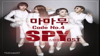 Mamamoo (마마무) - My Everything (내 눈 속엔 너) Spy OST Code No.4
