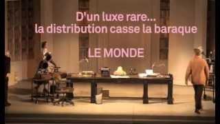 Sarah Gabriel My Fair Lady - Théâtre du Châtelet - Trailer / Bande Annonce