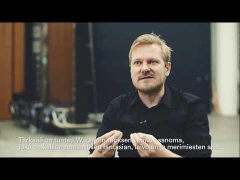Ensi-ilta Suomen kansallisoopperassa 18.11.2016  Richard Wagnerin ensimmäinen mestariteos kertoo kirotusta Hollantilaisesta, jonka pitää kiertää maailmaa ikuisesti - maihin hän saa tulla vain joka seitsemäs vuosi. Kirouksen voisi murtaa vain uskollisen naisen rakkaus. Kasper Holten, yksi aikamme maineikkaimmista ohjaajista, tuottaa Kansallisoopperalle uudenlaisen tulkinnan Wagnerin suurteoksesta.  Lue lisää Lentävästä hollantilaisesta: oopperabaletti.fi/ohjelmisto/lentava-hollantilainen/  oopperabaletti.fi