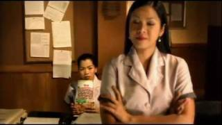 "Oishi Marty's Cracklin' Vegetarian Chicharon ""Best Guy"" commercial"
