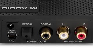 M-Audio || Introducing the Super DAC
