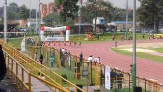 María Fernanda Jiménez Sarmiento 100 metros planos 04-05-2013