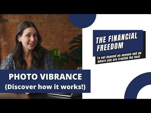 PHOTOVIBRANCE - Discover how this amazing 3D photo editor works (Spoiler: is very easier to use!)