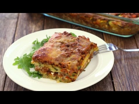 Sunday Dinner Recipes - How to Make Summer Lasagna