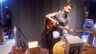 "Teoman - Duş  (Akustik)  Red Bull ""WARM UP"" Cover Performansım"
