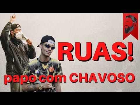 RUAS! PAPO COM THIAGO, O CHAVOSO DA USP