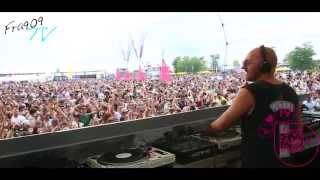FRA909 Tv - SVEN VÄTH @ LOVE FAMILY PARK 2014 MAINZ