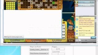 Pogo Bingo Luau Cheat