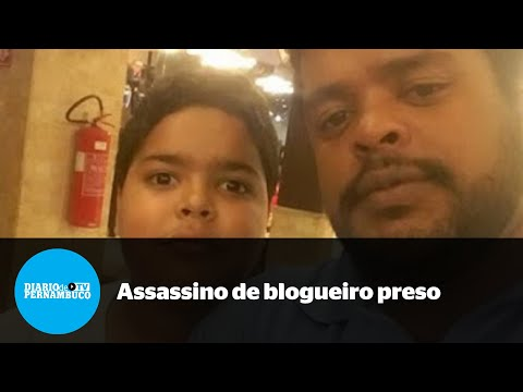 Suspeito de assassinar blogueiro e filho adolescente em Rio Formoso se entrega
