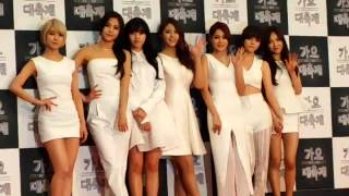 141226 AOA @ KBS Gayo Daejun Red Carpet #2