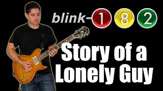 Blink-182 - Story of a Lonely Guy (Instrumental)
