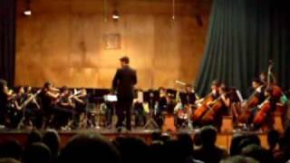 Street Fighter Victory II- Hadoken Ryu Theme - Orquestra Sinfonica Juvenil de Colombia (Bogotà)