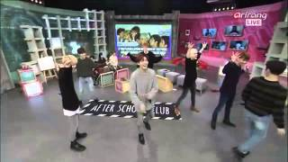 151020 After School Club GOT7 just like a quick version