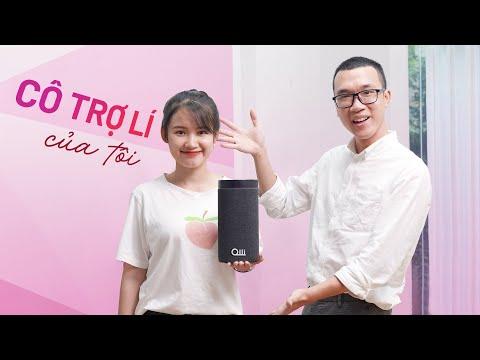 Cô trợ lý người Việt đáng yêu hơn chị Google!