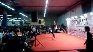 HEAVY CRUEL ANGEL'S THESIS MIX (LIVE). EXPOMANGA 2007 - 8
