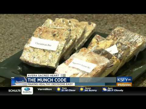 The Munch Code helping South Dakotans make healthy choices - Medical Minute