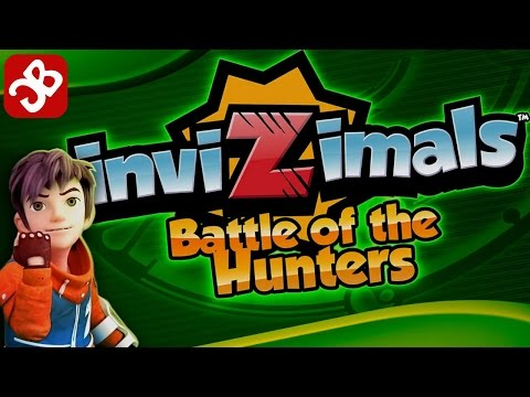 Invizimals: Battle of the Hunters - iOS/Android - Gameplay Video