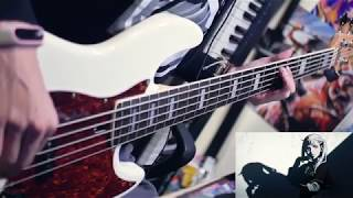 【Black Clover OP 4】Guess Who Is Back【Bass Cover】