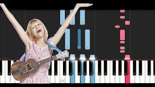 Grace Vanderwaal - Moonlight (Piano Tutorial)