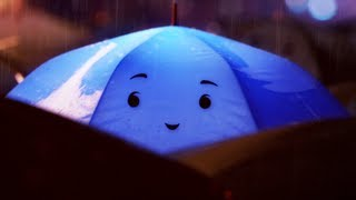 The Blue Umbrella Teaser Pixar 2013 Film Clip - Official Trailer [HD]
