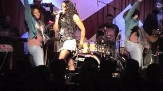 Shanice Get Up ft Sheila E & Tahir Jahi ***Performed Live***
