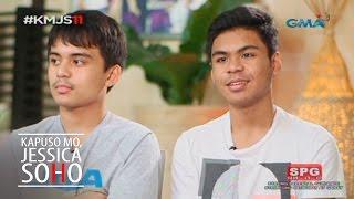 Kapuso Mo, Jessica Soho: Pacquiao brothers, certified endorsers