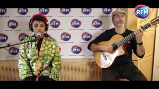 IMANY en live sur RFM - «You will never know» en acoustique