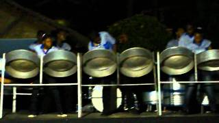 COUPLES NEGRIL - SILVER BIRDS STEEL DRUM BAND COVER MICHAEL JACKSON