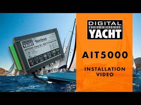 How to Install an AIS Transponder - AIT5000 Class B+ AIS Transponder - Digital Yacht