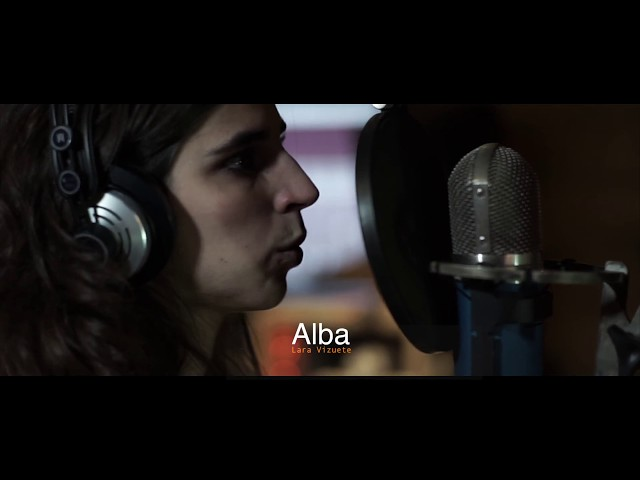 MAKING - OF del Disco 'Alba' de Lara Vizuete.