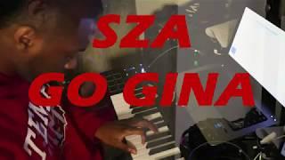 SZA - Go Gina (Just Shad Cover) #Ctrl